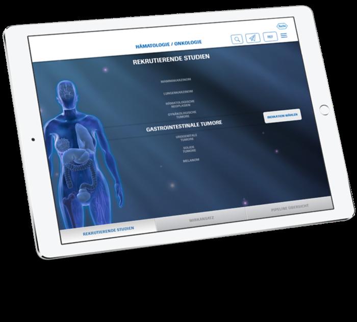 Referenzprojekt Pharma-App